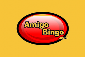 Amigo Bingo – 1000% bonus and $50 free no deposit