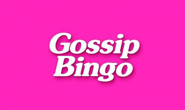 Gossip Bingo – add £10 play with £30 + 50 FREE Spins!