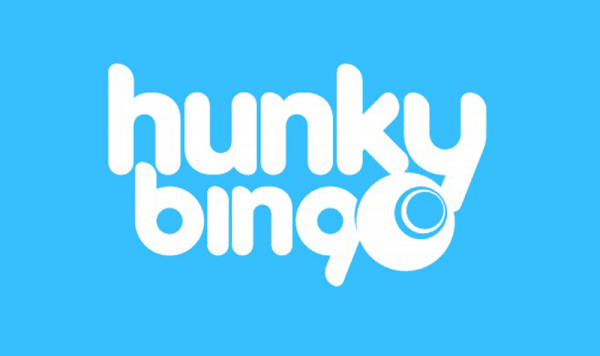 Hunky Bingo – Deposit £10 & play with £70 tickets