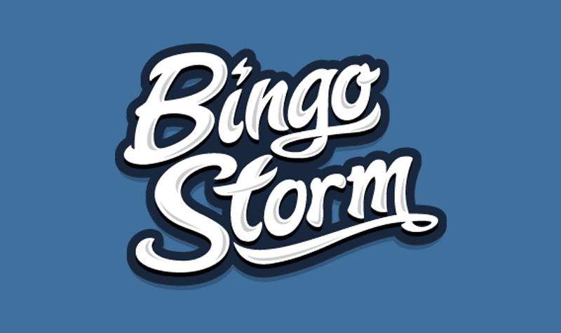 Bingo Storm – £80 Bingo Tickets + 10 Spins site