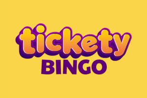 Tickety Bingo 5 Free Bingo Tickets & 20 Free Spins