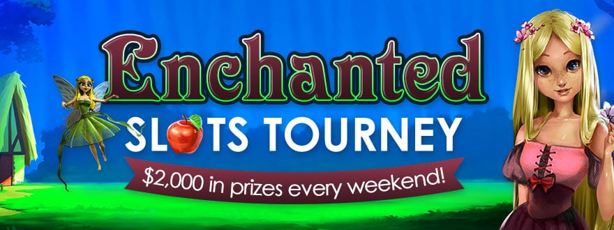Enchanted Slots Tourney Love to Spin & Win in Bingo Fest weekly Tourneys!