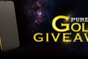 Pure Gold Giveaway at BingoHall