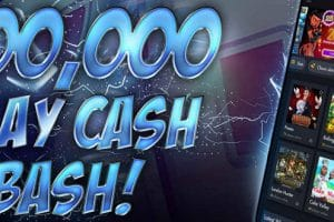 $100,000 May Cash Bash! Win $50.000,00 in the richest tourney of the year!